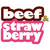beef &strawberry