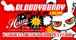 BLOODYBUNNY×Hoimi Tシャツデザインコンペティション