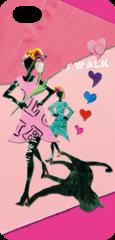 iPhoneケース/ Walk