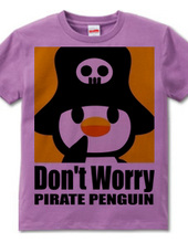 海賊ペンギン アートスタイル