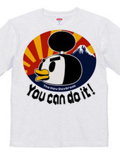 サムライペンギン You can do it!