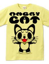 ANGRY CAT 怒った猫
