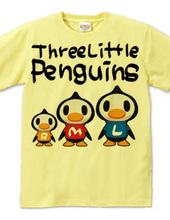 3匹のペンギン