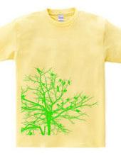 Birds singin' in the tree.(Gre