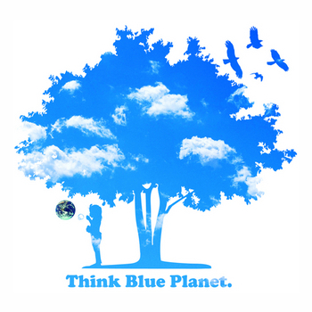 Think Blue Planet.