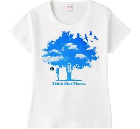 Think Blue Planet.