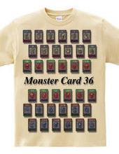 Monster Card 36