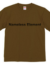 Nameless Element logo t-shirt