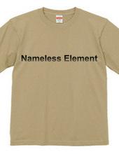 Nameless Element ロゴTシャツ