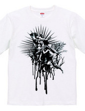 Because alive Tシャツ