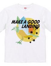 MAKE A GOOD LANDING-a