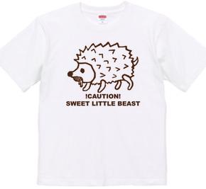 ゆるキャラTシャツ ハリネズミさん