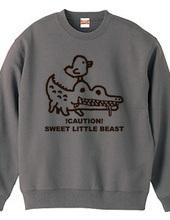 Crocodile s so-called character t-shirt