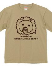 ゆるキャラTシャツ ライオンさん