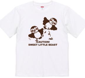 ゆるキャラTシャツ スズメミさん