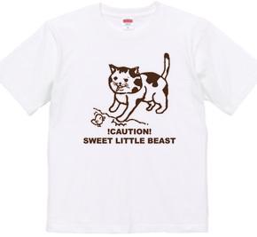ゆるキャラTシャツ ネコさん