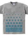 polka-dot pattern