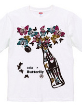 cola × Butterfly