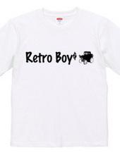 retro boy