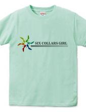 SIX COLLARS GIRL