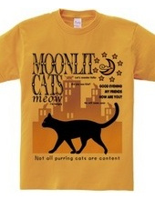 MOONLIT CATS