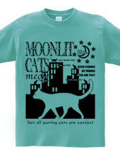 MOONLIT CATS (MONO)