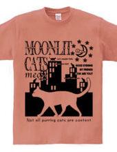 MOONLIT CATS (MONO)