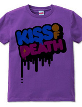 KiSS OF DEATH LOGO