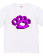 toy knuckle =standard purple=