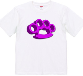 toy knuckle =standard purple=