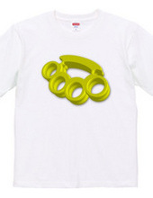 toy knuckle =wave yellow=