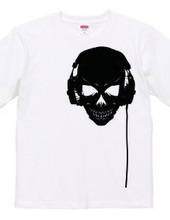 Skull / Headphone /