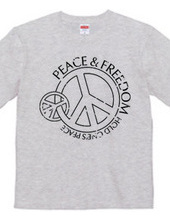 PeaceSymbol =Cross WH&BK=