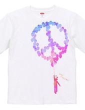 PeaceSymbol =Balloon&Girl=