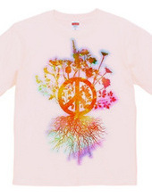 PeaceSymbol =Tree Colorful=