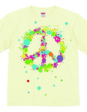PeaceSymbol =Splash Colorful=