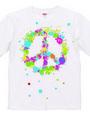 PeaceSymbol =Splash Colorful=