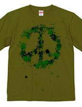 PeaceSymbol =Splash Colorful 2