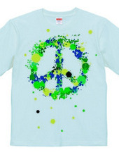 PeaceSymbol =Splash Colorful 2