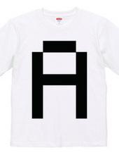 Dot Alphabet - A -