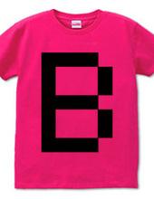 Dot Alphabet - B -