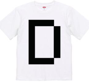 Dot Alphabet - D -