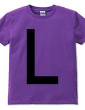 Dot Alphabet - L -