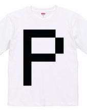 Dot Alphabet - P -