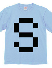 Dot Alphabet - S -