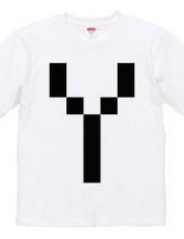 Dot Alphabet - Y -