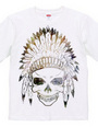 Skull / Tribal hat /