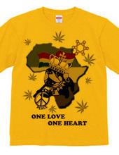 ONE LOVE ONE HEART