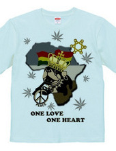 ONE LOVE ONE HEART