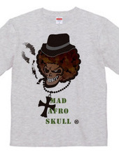 MAD AFRO SKULL